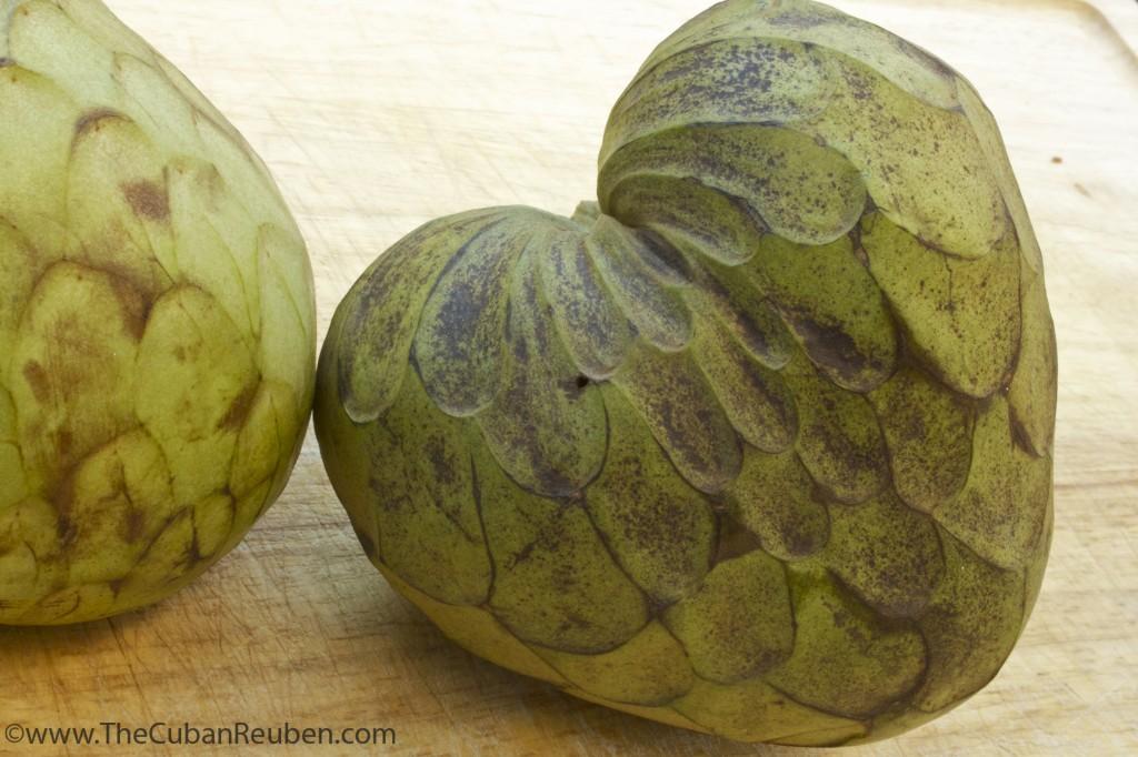 Heart cherimoya