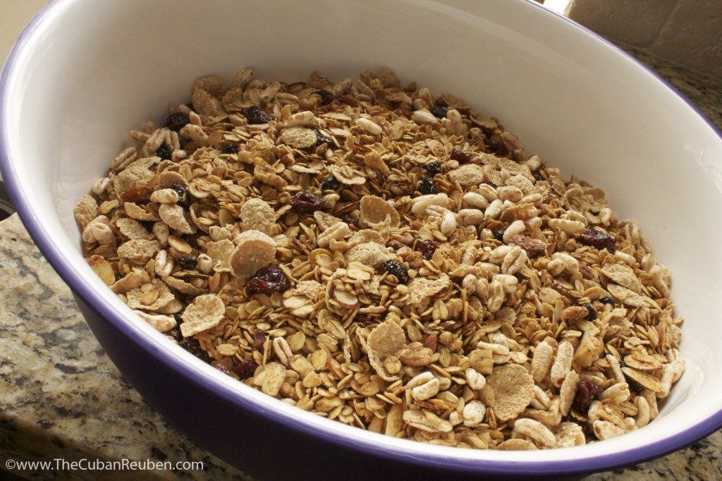 Granola Cereal Mixed