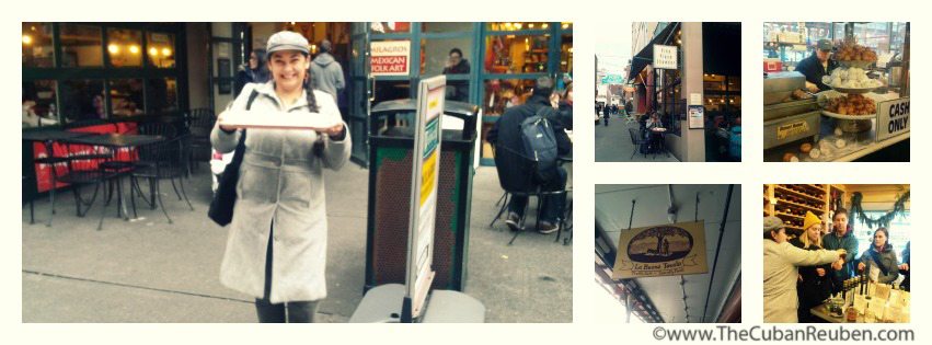 Seattle Food Tour Collage 2