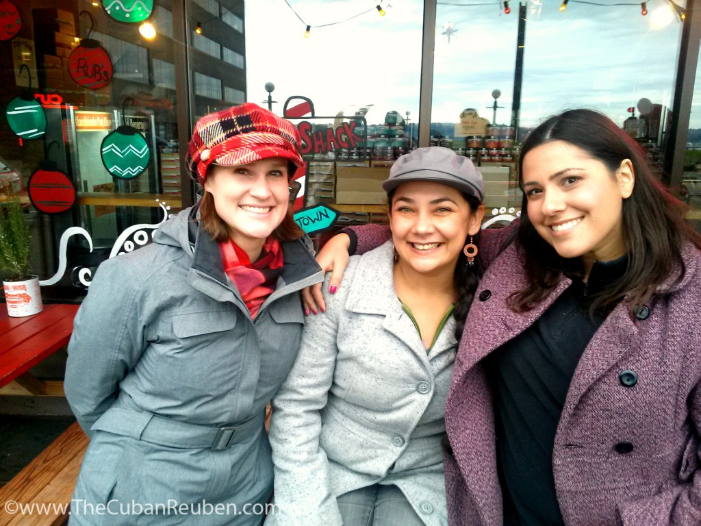 Seattle food tours. KristinePennyJenny