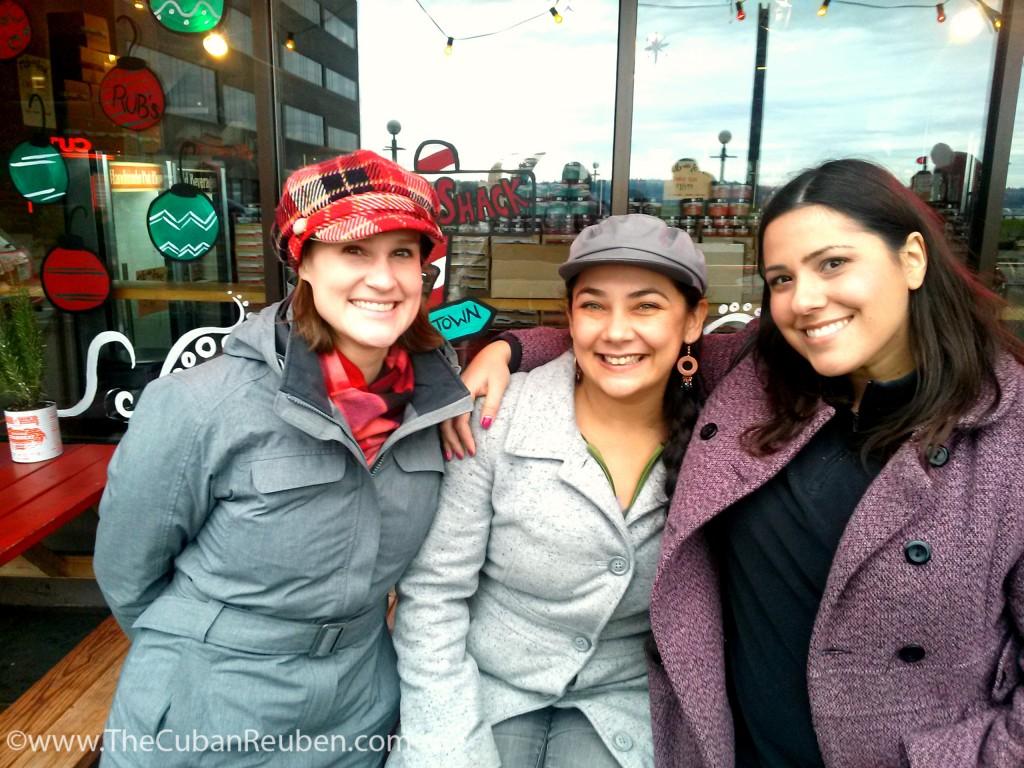 Seattle food tours. KristinePennyJenny