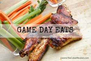 Game day eats links