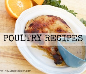 Poultry recipes link