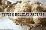 jewish holiday recipes link
