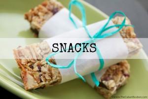 snacks links
