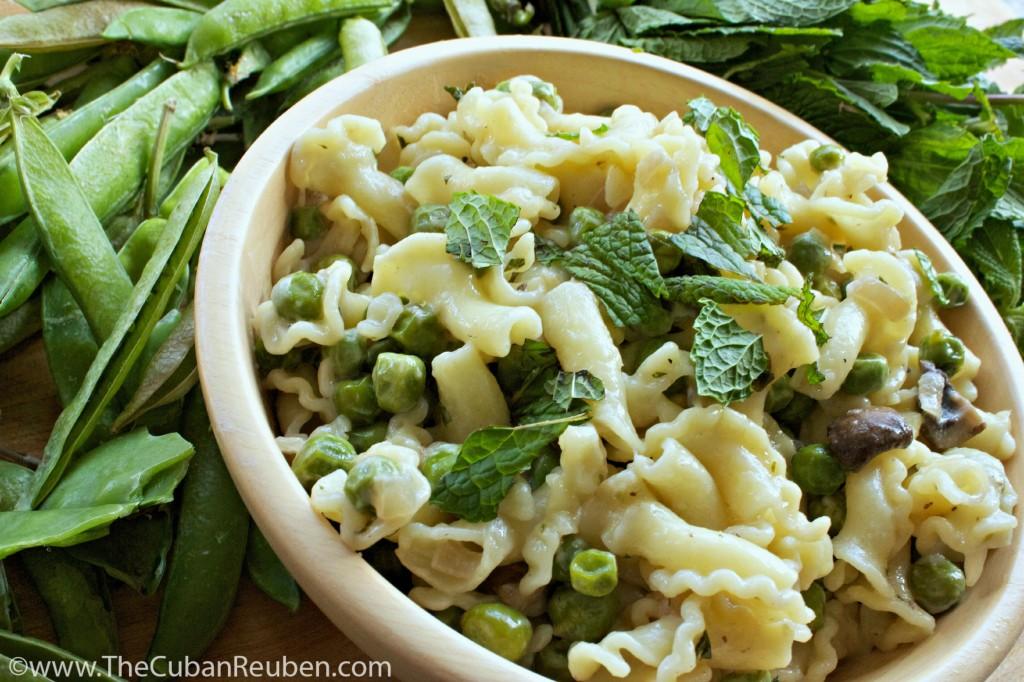 Peas and Pasta