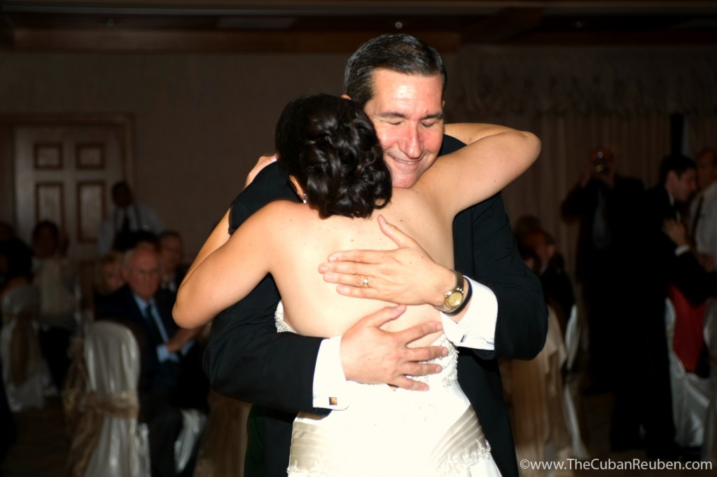 father daughter dance.TheCubanReuben.com